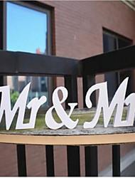 PVC Decorações do casamento-1 Peça Casamento Noivado