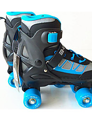 Kid's Roller Skates Red/Sky Blue