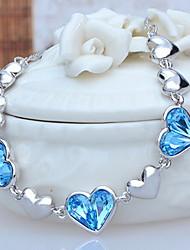Mujer Strands Collares Joyas Joyas Cristal Legierung Diseño Único Moda Euramerican joyería de disfraz Joyas Para Fiesta Otros Ceremonia