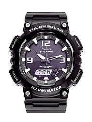 Casio Sports Watch Series Waterproof Solar Double Display Sports Man Watch AQ-S810W-1A