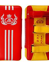 Poignées Mitaines de Boxe Cibles d'Arts Martiaux Patte d'Ours Taekwondo Boxe Kick Boxing Vitesse Amortissement Boxe EVA-