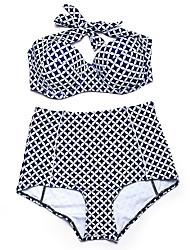 Women's Bikini Rayon Pattern