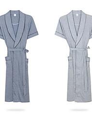PeignoirRayures Haute qualité Mélangé polyester/coton Serviette