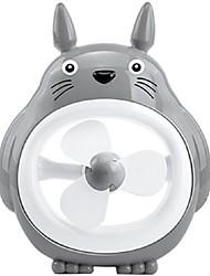 Ventilador de ar Design Portátil Fresco e refrescante Leve e conveniente Silencioso e sem som USB