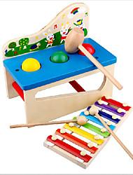 Building Blocks Wood Children's