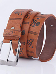 Youth personality decoration belt joker belts for men