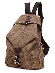Women Backpack Sheepskin All Seasons Casual Sports Outdoor Rivet Toggle Black Gray Brown Ruby Blue
