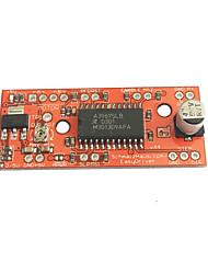 Easydriver v4.4 carte de conducteur de moteur pas à pas pour arduino