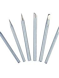 Tête de fer sata 30 watt type de chaleur externe pointe spéciale à couteau long type couteau / 1