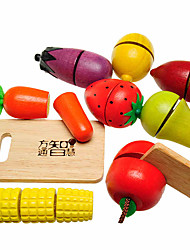 Toy Foods Wooden Children's