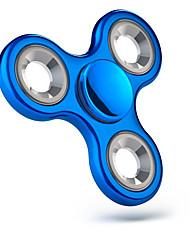 Toupies Fidget Spinner à main Toupies Jouets Jouets Ring Spinner Métal EDC Nouveautés & Farces