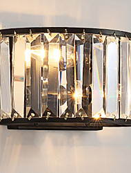40 E14 Vintage Country Feature for Crystal LED,Ambient Light Wall Sconces Wall Light