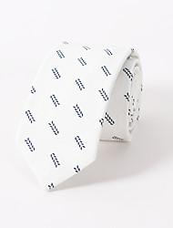 Cravate florale cravate en coton