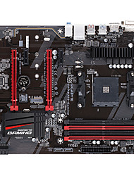 gigabyte-ab350 juego placa base AMD B350 / toma AM4
