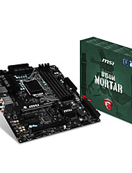 Msi b150m mortero placa madre intel b150 / lga 1151