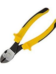 Stanley двухцветная ручка наклонные носовые плоскогубцы 6 использовать более удобные плоскогубцы голову принимает два цвета лечения метод