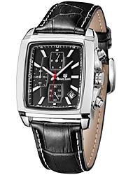 Masculino Relógio Elegante Relógio de Moda Relógio de Pulso Chinês Quartzo Couro Legitimo Banda Pendente Legal Elegantes Cores Múltiplas