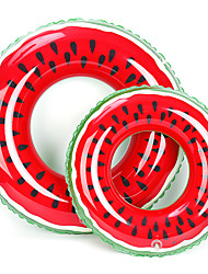 Watermelon Swimmer Adult Oversized Inflatable Life Buoy Multi - Size