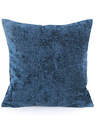 Chenille Pillow Case-Blue