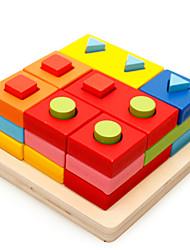 Blocos de Construir para presente Blocos de Construir 3-6 anos de idade Brinquedos