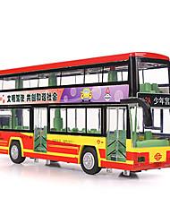 Brinquedos Ônibus Liga de Metal