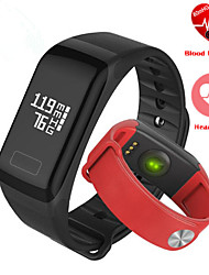 Women's Men's Healthy Smart Bracelet Blood Pressure Blood Oxygen Heart Rate Tracker SmartBand Sports Fitness Monitor Wristband Phones