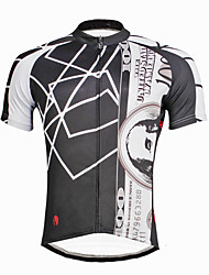 Breathable And Comfortable Paladin Summer Male Short Sleeve Cycling Jerseys DX750