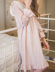 Damen Babydoll & slips Nachtwäsche Solide