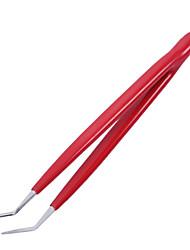 Prokits 908-t301 145 mm isolado em aço inoxidável (2 conjuntos) pinça com cotovelo pontiagudo / 1 set