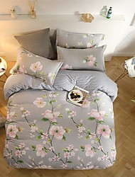 Duvet Cover Set 1pc Duvet Cover 1pc Bed Sheet Set 2  pcs Pillowcase Bedding Set Cactus