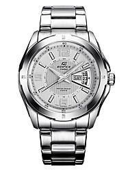 Casio Watch Edifice Series Fashion Sport Multi-function Waterproof Quartz Man Watch EF-129D-7A
