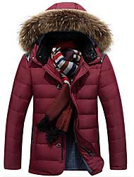 Men's Jacket Hiking Eyewear Retainer Winter