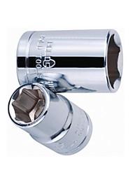 Hongyuan / hold -1/2 223mm manche miroir en acier 23mm / 1