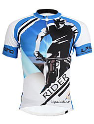 Breathable And Comfortable Paladin Summer Male Short Sleeve Cycling Jerseys DX758