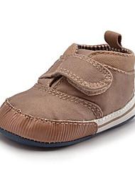 Enfants Bébé Baskets Premières Chaussures Sergé Automne Hiver Décontracté Habillé Soirée & Evénement Premières ChaussuresLa boucle du