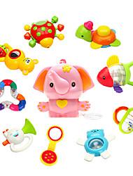 Blocos de Construir para presente Blocos de Construir Plásticos 0-6 meses 6-12 meses Brinquedos