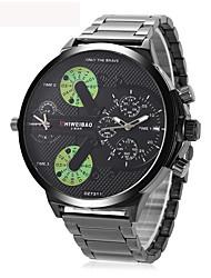 Homens Adulto Relógio Esportivo Relógio Elegante Relógio de Moda Único Criativo relógio Relógio de Pulso Chinês QuartzoCalendário