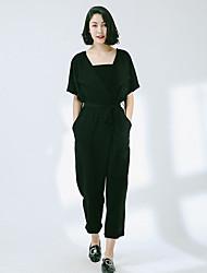 Women's High Waist Micro-elastic Loose Pants,Sexy Slim Solid