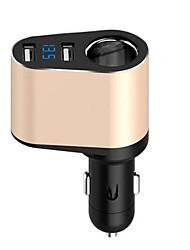 Быстрая зарядка Другое 2 USB порта Только зарядное устройство DC 5V/3.1A