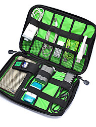 Hard Drive Earphone Cables Usb Flash Drives Storage Travel Case Digital Cable Organizer Bag