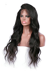 360 Lace Frontal Wigs Pre Plucked Body Wave  Brazilian Remy Hair 100% Human Hair Wigs