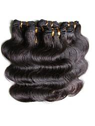 wholesale 2kg 40bundles lot brazilian human hair body wave for black business women cheap price good quality 6a grade no complain magic hair