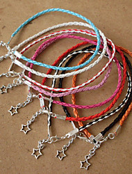 Women's Body Jewelry Braided Leather Anklet/ankle Bracelet Hippy Boho Festival Funky Summer Beach