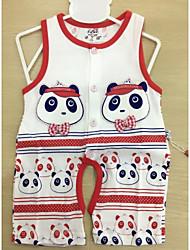 Baby Kids' New Baby Cotton Indoor Animal One-Pieces,Cartoon Spring Summer