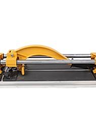 Hongyuan / hold-high-end manuel flise skæremaskine type 600-1pcs