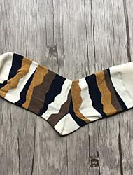 Medium Socks,Cotton Spandex