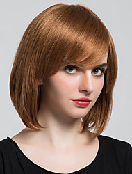 Fashion Natural BOBO  Comfortable Human Hair Wig Woman hair