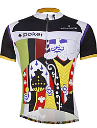Breathable And Comfortable Paladin Summer Male Short Sleeve Cycling Jerseys DX759