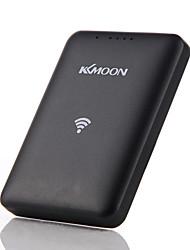 Kkmoon 5.5 mm sem fio endoscópio wifi borescope impermeável câmera de inspeção 0.3 megapixels 2m
