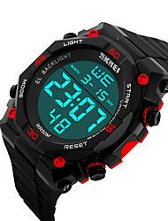 Reloj Smart Resistente al Agua Long Standby Deportes Múltiples Funciones Reloj Cronómetro Despertador Cronógrafo Calendario OtherNo hay